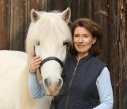 ich mit pferd
