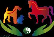 Logo Pferdeosteopathie und Mehr Sabine Seiffarth, Equicanis