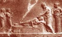 manuelle therapie in form von massagen ist uralt