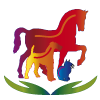 Logo Pferdeosteopathie und Mehr, Sabine Seiffarth