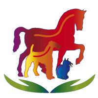 Logo pferdeosteopathie, pferdephysiotherapie Seiffarth